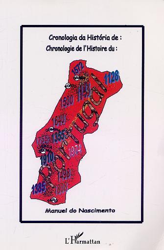 Chronologie de l'Histoire du Portugal (Cronologia da História de Portugal) dans Parutions 00624